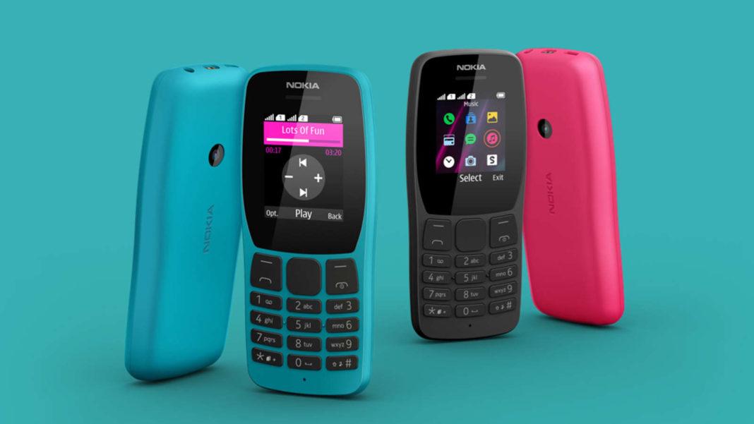 नोकिया 110 फोन भारत में लॉन्च, कीमत 1,599 रुपए