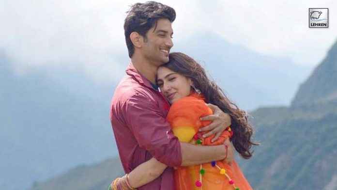 Sara Drug Connection with Sushant Singh