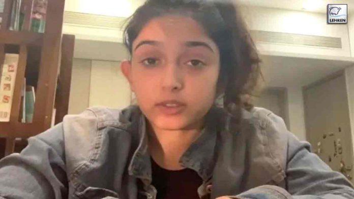 Aamirs Daughter Ira Khan In Depression