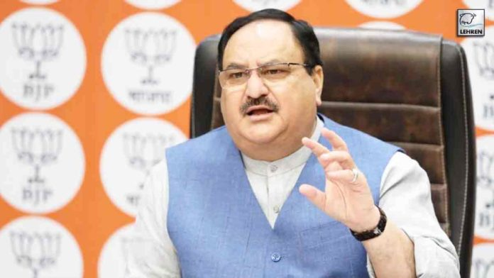 J.P Nadda Reaction BJP Leader Assassination