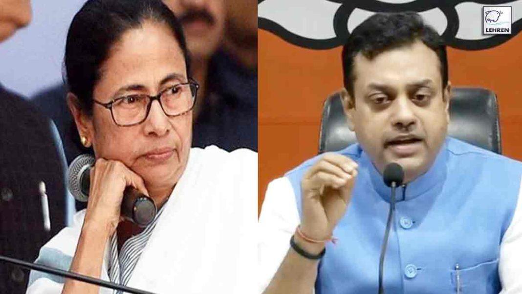 Sambit Patra attacks on Mamata Banerjee