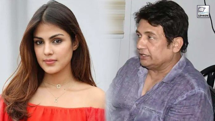 Shekhar Suman Reaction on Rheas Bail