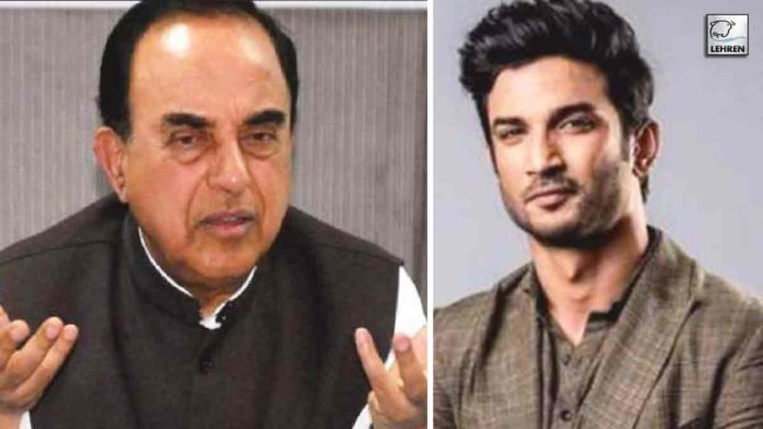 Subramanian Swamy raised questions on AIIMS