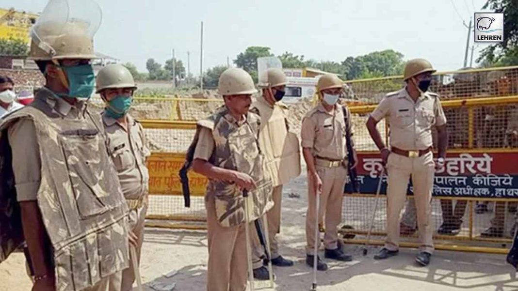 Hathras Case Security Provided Victim Family