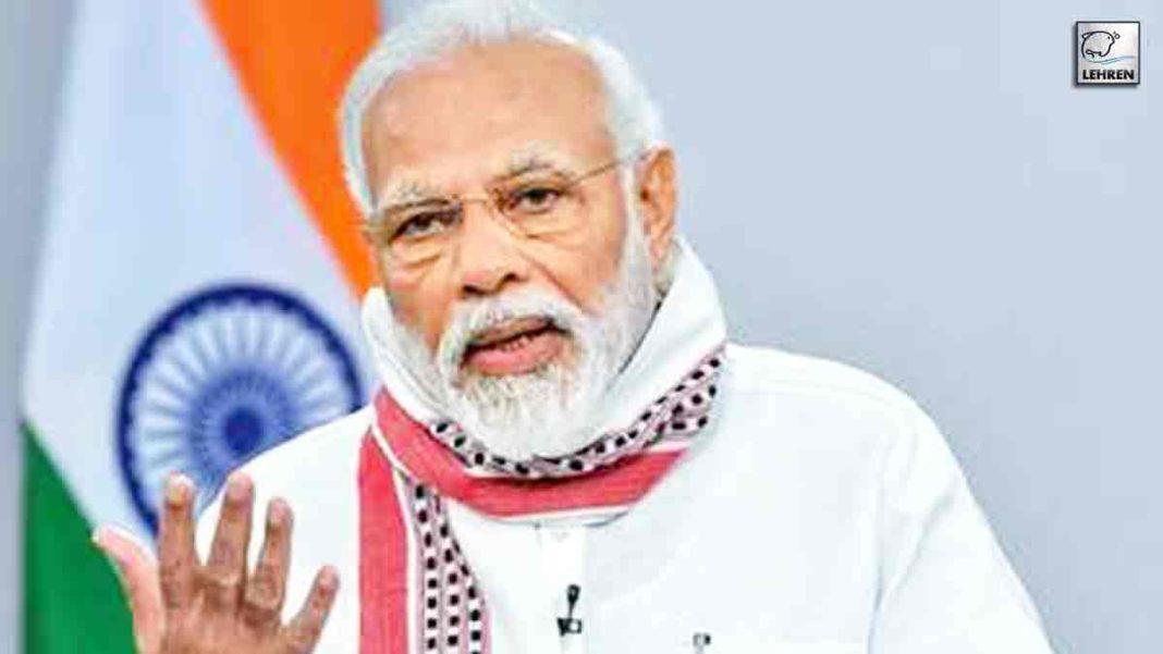 PM Modi Condemns To BJP Karyakartas