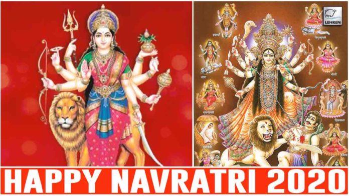 Shardiya Navratri Wishes 2020