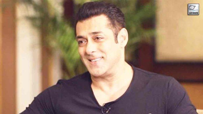 Salman Khan Completes Shooting Of Radhe