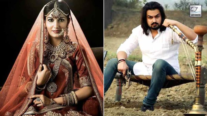 Sapna Choudhary blessed with baby boy