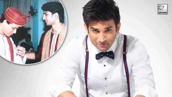 Sushant's Brother in law joins Revolution4ssr