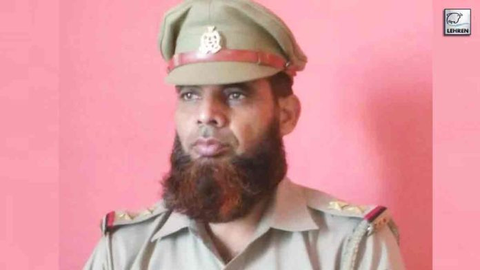 UP Sub-Inspector Suspended For Keeping Beard