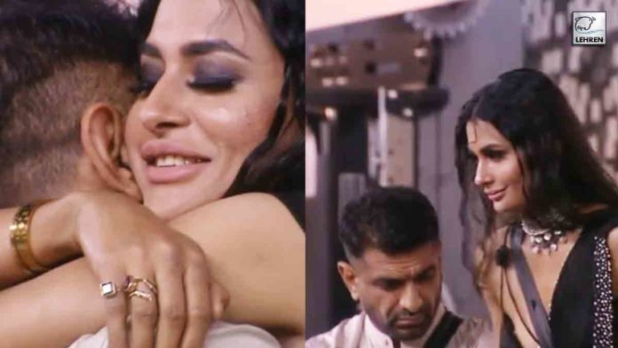 Pavitra Punia Evicted From Biggboss House