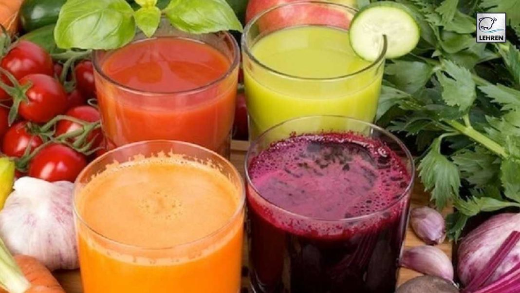 Healthy Juices for Winter