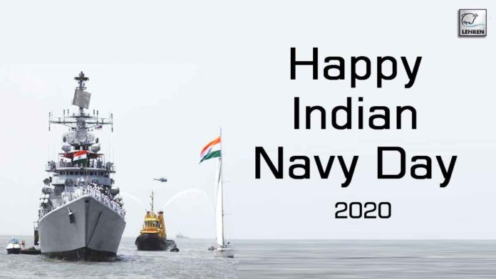 Indian Navy Day 2020