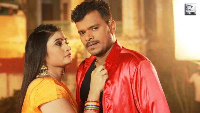 Bhojpuri Film Kaala Samrajya shooting in Buxar