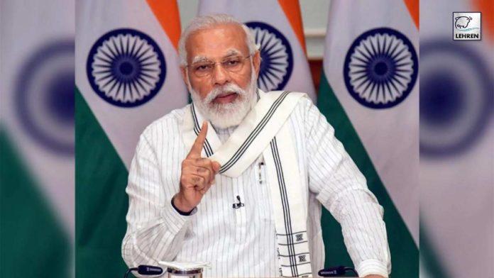 PM Narendra Modi Shares Graphics Booklets
