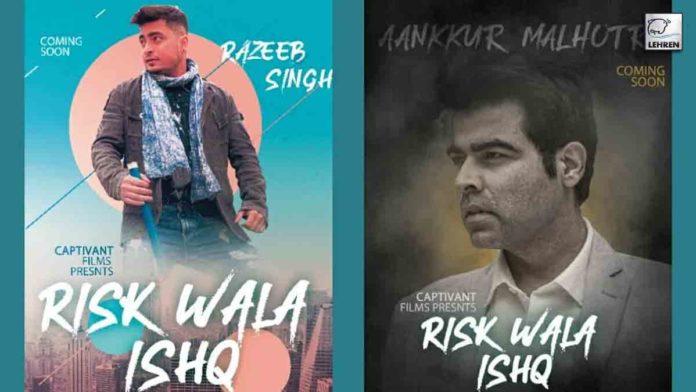 Rajiv Singh and Ankur Malhotra new film poster