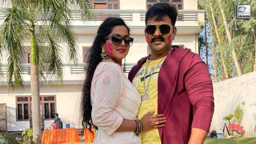 Pawan Singh-Anjana Singh Upcoming Holi Song soon to be release