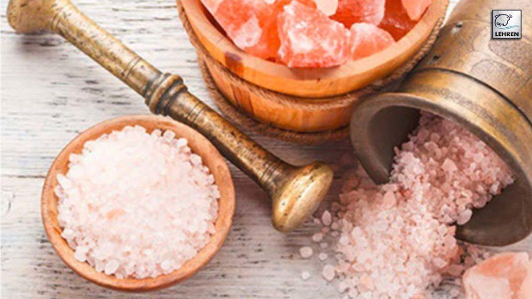 Pink Salt Health Benefits