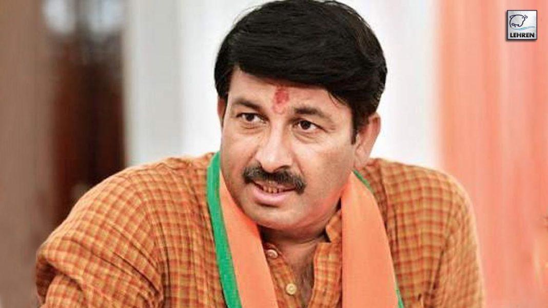 Happy Birthday Manoj Tiwari