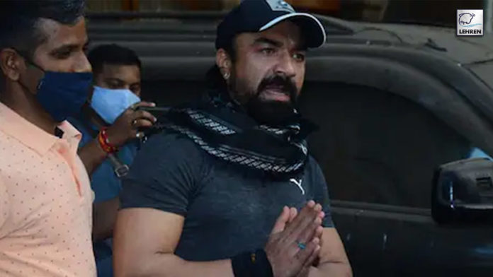 Actor Ajaz Khan detained for questioning by NCB