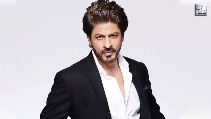 Know when a user asked Shahrukh Khan What is the color of your underwear actor gave a funny answer