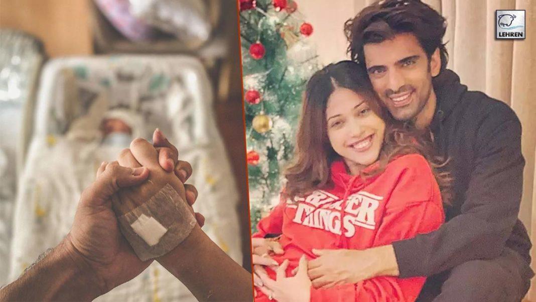 Mohit Malik Addite Malik blessed with a baby boy