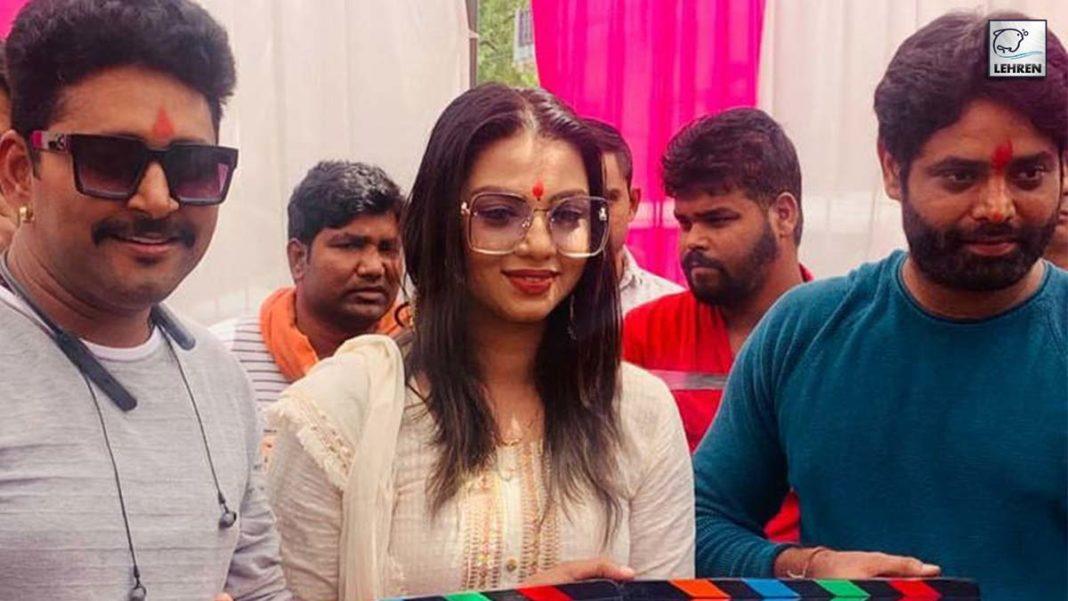 Yash Kumar two big films GHarwali Baharwali 2 and Kahani Shooting started in uttar pradesh