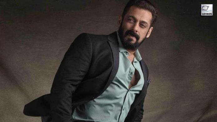 Salman Khan Helped Frontline Workers