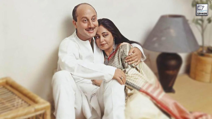 Anupam Kher Confirms wife Kirron Kher Diagnosed With Blood Cancer