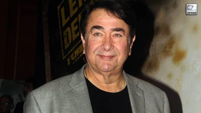 COVID Positive Randhir Kapoor Shifted to ICU