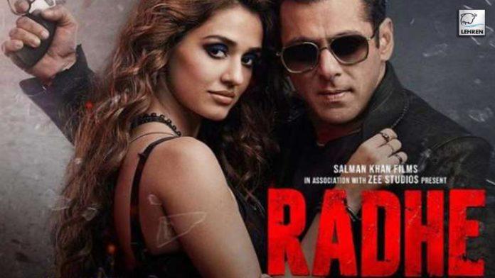 Salman Khan Upcoming Film Radhe Your Most Wanted Bhai Trailer