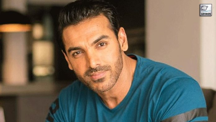 John Abraham shared a special video