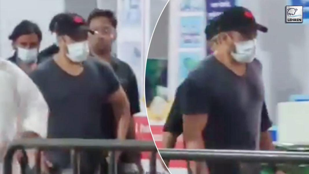 Salman Khan Receives second dose of Corona vaccine