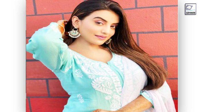 Akshara Singh Traditional Look Photos