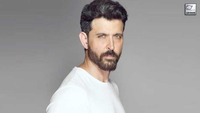 Hrithik Roshan joined fans in the comments section of his