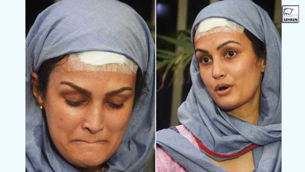 Nisha Rawal Domestic Violence Case