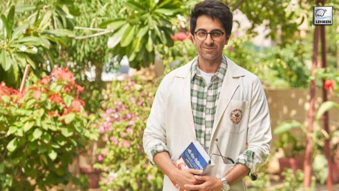 Ayushmann Khurrana movie Doctor G First Look