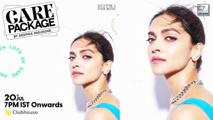 Deepika Padukone launches 'Care Package'