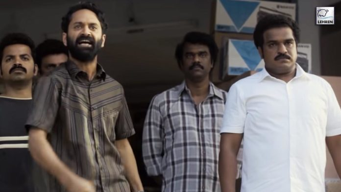 Five Strong roles of Fahadh Faasil