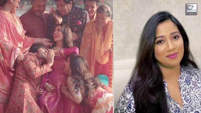 Versatile-Singer-Shreya-Ghoshal-makes-appearance-for-first-time-after-break