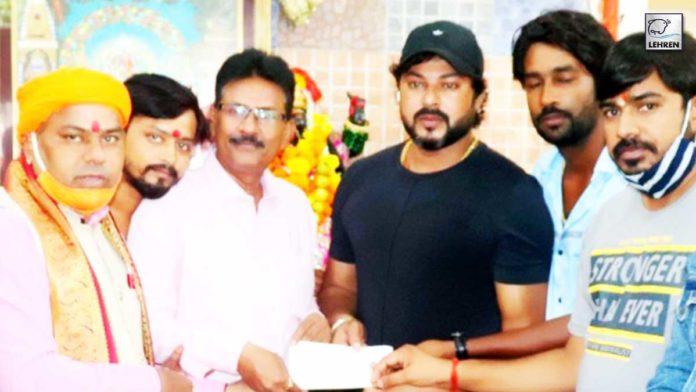 Prine Singh Rajput signed for DLG