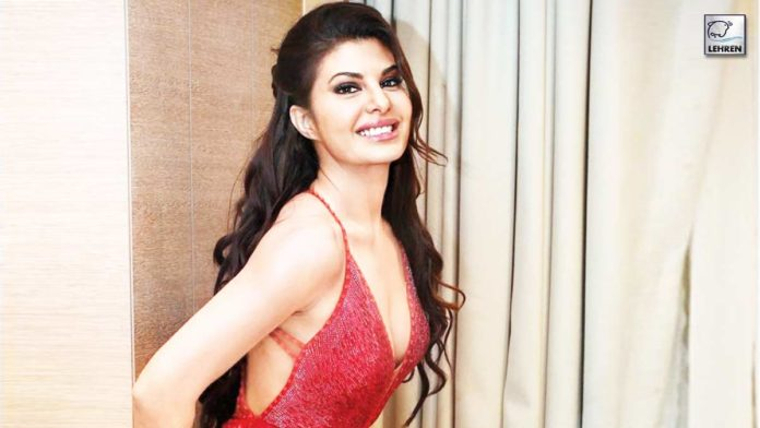 Jacqueline Fernandez gives a glimpse of 'Yolo Army in Action
