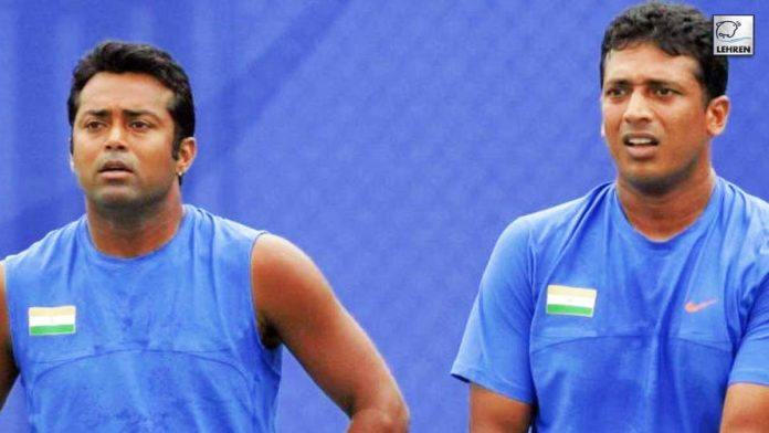Tennis Champion Leander Paes and Mahesh Bhupathi film 'Break Point' Trailer Out