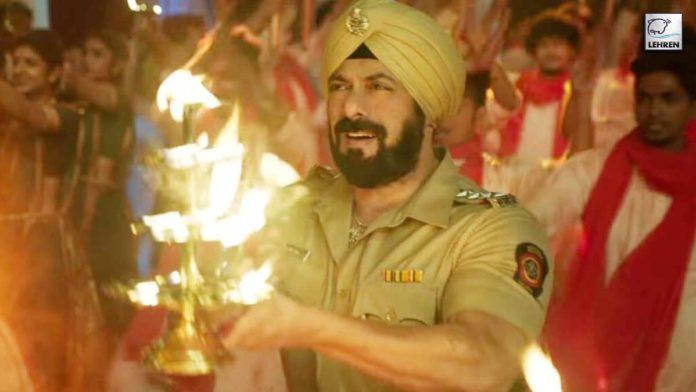 Salman Khan Movie Antim: The Final Truth First song 'Vighnaharta' Released