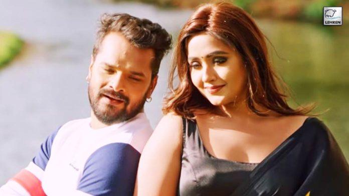 Khesari Lal Yadav and Kajal Raghwani last film 'Pyar Kiya To Nibhana' Trailer Out