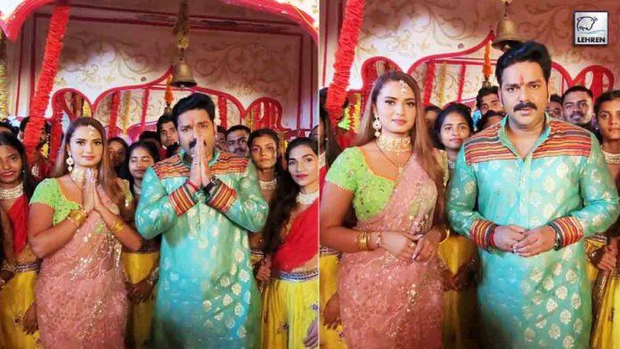 Pawan Singh-Neelam Giri New Release