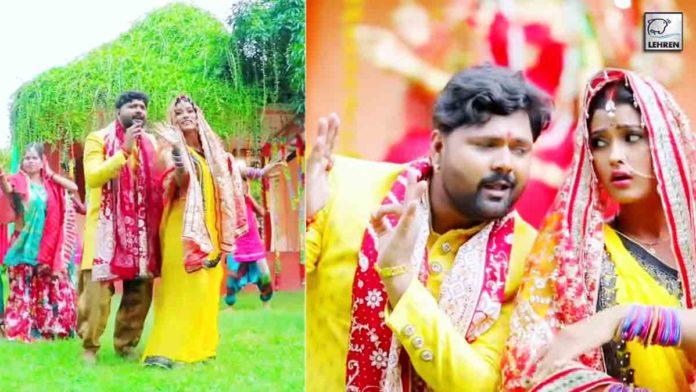 Samar Singh Navratri Special Song