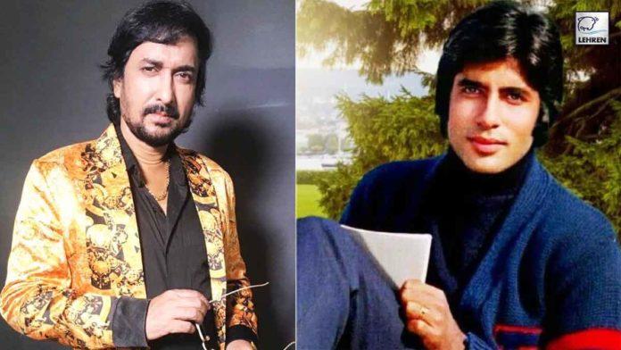 Sanjay Pandey Wishes Amitabh Bachchan