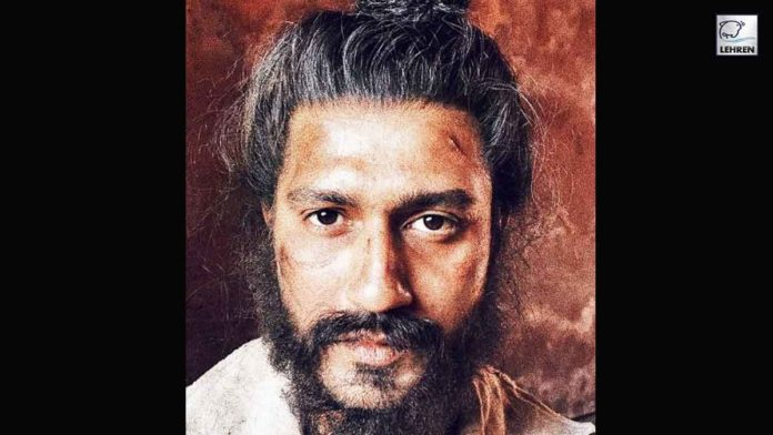 Vicky Kaushal unveils his new look from Amazon Prime Video upcoming film