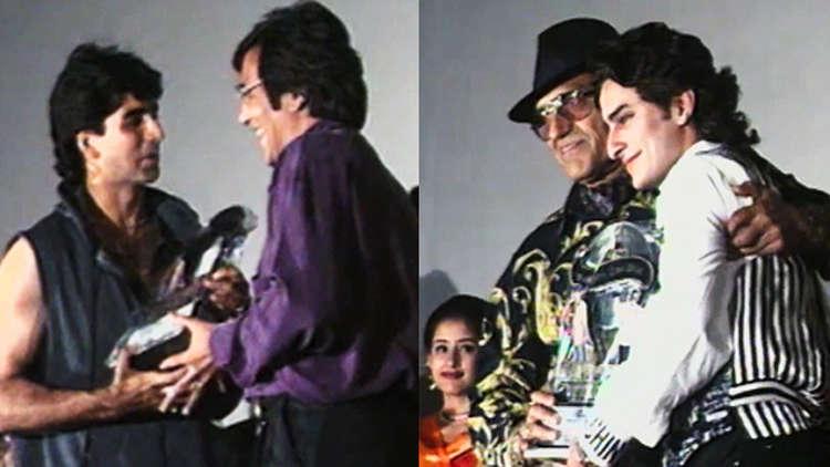 Akshay Kumar, Shilpa Shetty And Saif Ali Khan Attend Main Khiladi Tu Anari Award Ceremony
